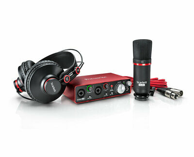 Focusrite Scarlett 2i2 Studio (2nd Gen)