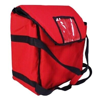 Pizza Food Takeaway Delivery Bag Insulated Professional Heavy Duty 16 x 14 x 10""