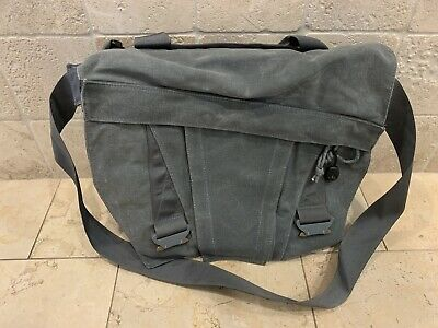 ITS Tactical Discreet Messenger Bag with tradecraft kit (one of a kind package)