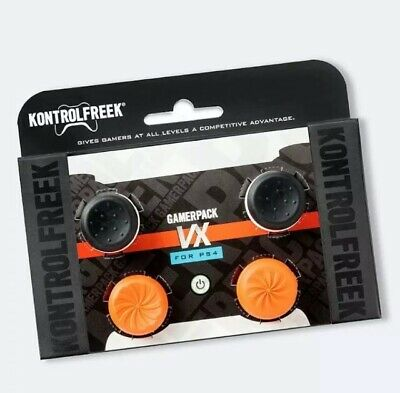 KontrolFreek GamerPack VX Vortex for PlayStation 4 Controller (PS4)