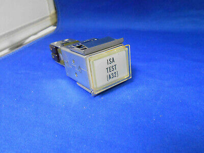 2103021Pc10 Eaton Push Light Switch Assembly  New Old Stock