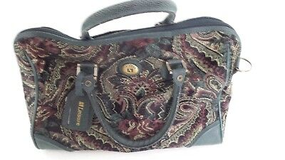 8692033a8f VINTAGE LEISURE INTERNATIONAL Tapestry Multi Color Luggage Bag By ...