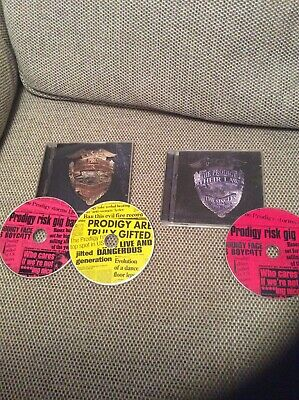 The Prodigy - Their Law :The Singles 1990 - 2005 (2CD  2005) & Single Edition CD