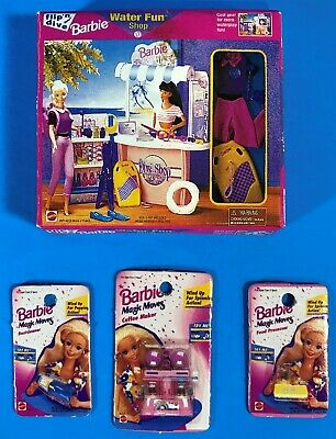 1:6 Miniature Barbie Doll Dollhouse Toy Store Playset Cardboard Box Lot Only