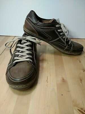 f4f1df6e06 GBX Sneakers Oxford Casual Shoes Brown Leather  Men s Size 11 Stock  132562