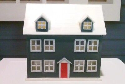 Miniature Accessory Blue Dollhouse for Barbie *Toy Store*