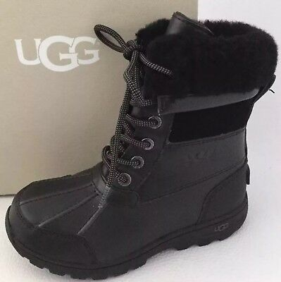 eb37d98c334 UGG AUSTRALIA KIDS Butte II Boot 1005582K WORCHESTER sizes 1 to 6 ...