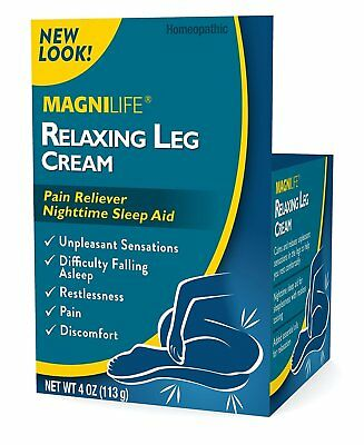 Magni Life Relaxing Leg Cream, 4 Oz