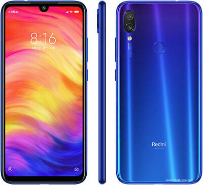 Xiaomi Redmi Note 7 Global EU Version Smartphone - Neuware - Versand aus DE