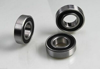 2-50pcs 604-2RS to 699-2RS Rubber Sealed Ball Bearing Deep Groove Ball Bearing