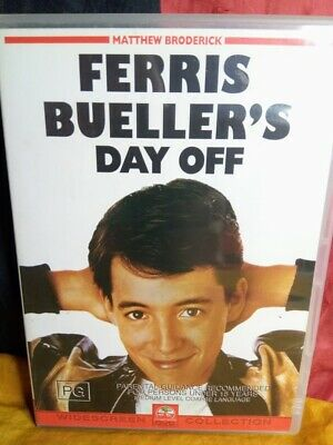 Ferris Bueller's Day Off (DVD, 2002)