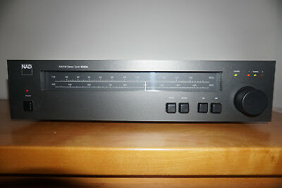 NAD 4020A AM/FM Stereo Tuner (1981) TAIWAN Vintage