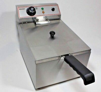 Electric Fryer 10L - Deep Fat Fryer no tap