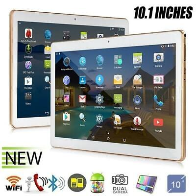 """10.1"""" Tablets PC 2.5D Curved Screen 8GB+256GB Deca Core 4160*3240 Android 8.1"""
