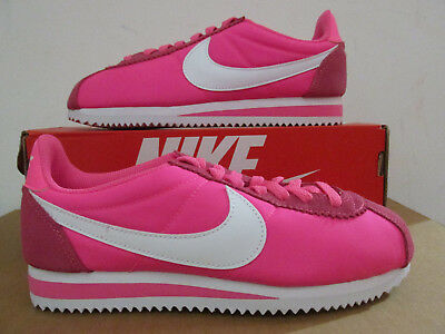 63d9632b5775ed ... MEN S SHOES White Habanero Red 807472 101.  79.95 Buy It Now 25d 14h.  See Details. Nike Wmns Classic Cortez Nylon 749864 610 Sneakers Shoes  CLEARANCE