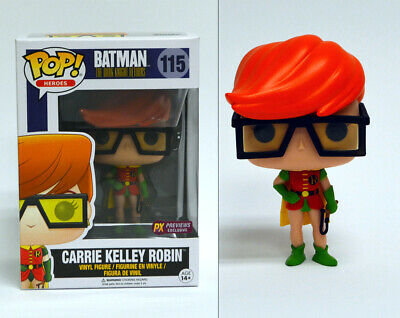 Funko Pop Heroes - Caballero Oscuro Returns - Carrie Kelly Robin Figura
