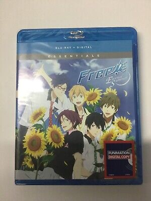 FREE! ETERNAL SUMMER: Season Two [New Blu-ray] 2 Pack, Digitally Mastered  In HD
