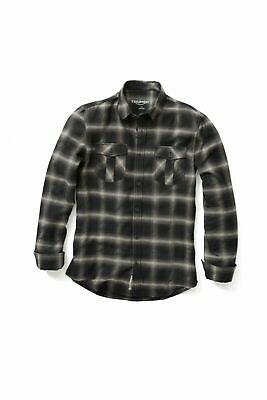 Genuine Triumph Wade Casual Checked Shirt Mlss19220 All Sizes