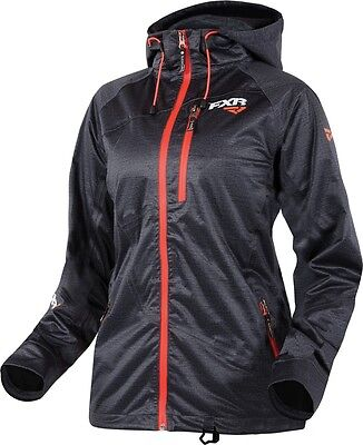 FXR WOMENS EDGE LITE TRILAMINATE Waterproof Breathable Jacket - 8- 10 - 12 - NEW