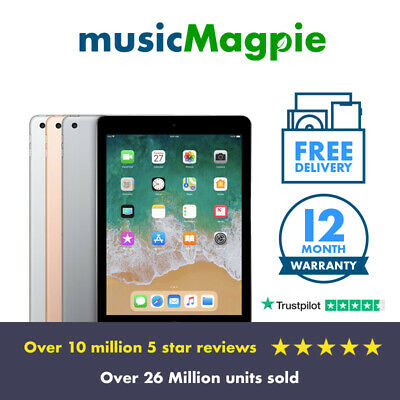 Apple iPad 6 (2018) - 32GB 128GB - Wi-Fi Only - 9.7in - Various Colours