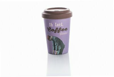Thermobecher Coffee to go Becher Thermo Reisebecher Vater Vatertag Bär tb091