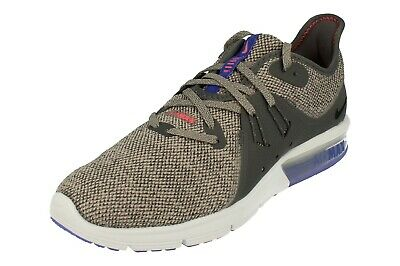 newest fb405 3d599 Nike Air Max Sequent 3 Hommes Basket Course 921694 Baskets 013