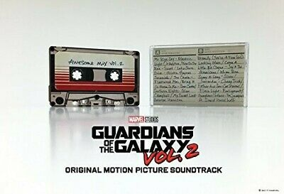Guardians Of The Galaxy Vol 2: Awesome Mix 2 - Various Artist (Cassette New)