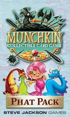 Munchkin Collectible Card Game Phat Pack Card Game