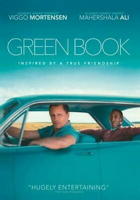 Green Book Greenbook (Dvd 2018) (Dvd 2019)  Brand New Usa Seller