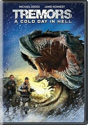 Tremors: A Cold Day In Hell New Dvd