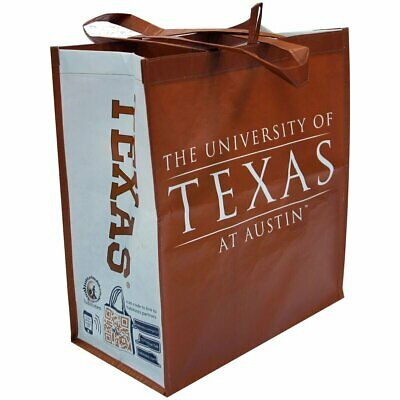 """Texas Longhorns COLLEGE CLASSIC HEAVY DUTY TOTE 16"""" X 14"""" NEW"""