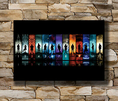 Doctor Who BBC Space Travel Season 8 Hot TV Show Pop New Art Poster 24x36 T-2018