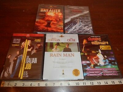 Action adventure drama DVD Movies Lot of 5 dvds Movie NEW & Sealed #35