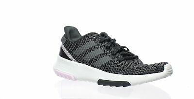 1592d662889ab Adidas Womens Cf Racer Tr Carbon Grey Five Aero Pink Running Shoes Size 5