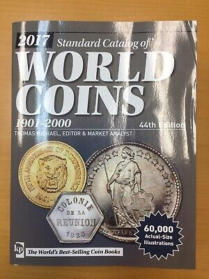 KRAUSE STANDARD CATALOG OF WORLD COINS - 1901 to 2000 - 44th EDITION