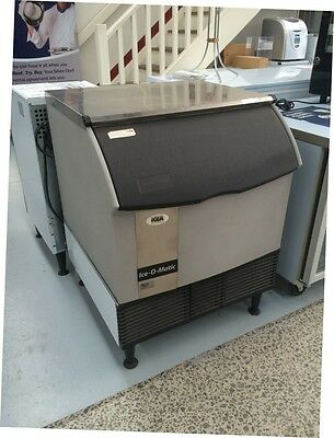 ICE-O-MATIC ICE MAKER - ICEU 305 / 136KG Per Day - 44kg Storage