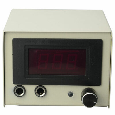 Tattoo Power Supply Kit For Machine With Cord  - Digital LCD - Beige M4E9