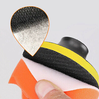 5'' Sanding Disc Backing Pad Hook And Loop Pad For Drill Attachment Replaces Kit