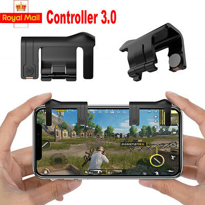 PUBG Mobile Phone Shooter Controller Gaming Trigger Gamepad Fire Button Handle