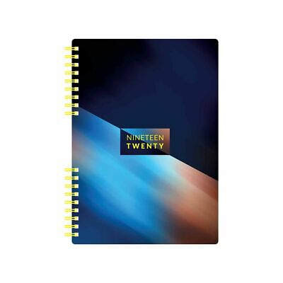 Collins Metric Diary Page a Day A5 2019-2020 Assorted