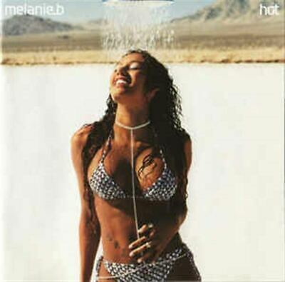 MELANIE B hot (CD, Album) RnB/Swing, Hip Hop, Pop, Pop Rock, Very good condition