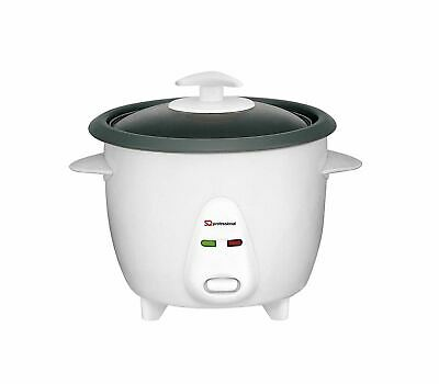 Electric 1L Rice Cooker Non Stick Steamer Pressure Warmer Automatic Cooking Pot