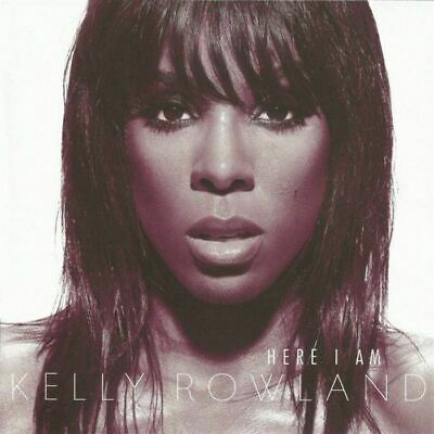 KELLY ROWLAND here I am (CD, Album) RnB/Swing, House, Electro, Hip Hop, Pop,