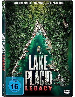 Lake Placid: Legacy - DVD