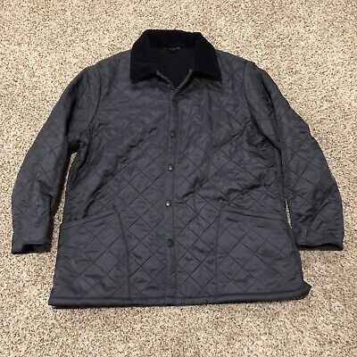 Barbour Liddesdale Quilted Jacket Men's XXL