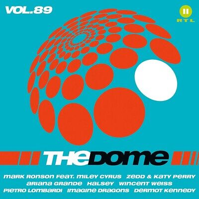 DIVERSE POP - The Dome. Vol.89, 2 Audio-CDs