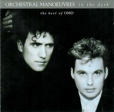 ORCHESTRAL MANOEUVERS IN THE DARK the best of (CD Album) New Wave, Pop Rock, OMD