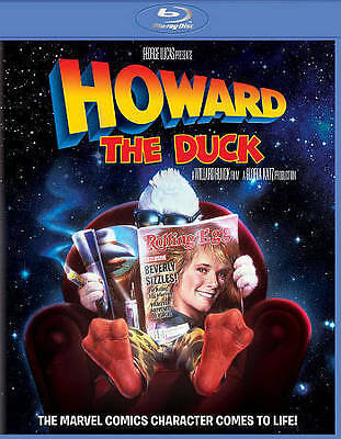 Howard the Duck [Blu-ray] New DVD! Ships Fast!