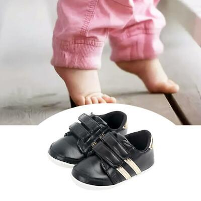 Anti-skid Baby Shoes Soft Bottom PU Leather Shoes For Infant Toddlers Boys Girls