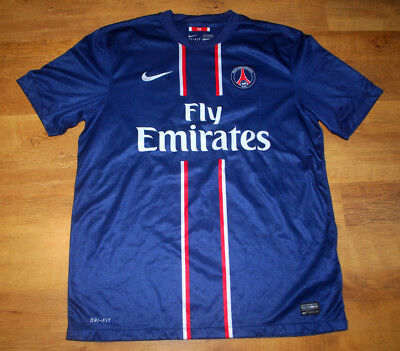 Nike Paris Saint Germain 2012/2013 home shirt (Size L)